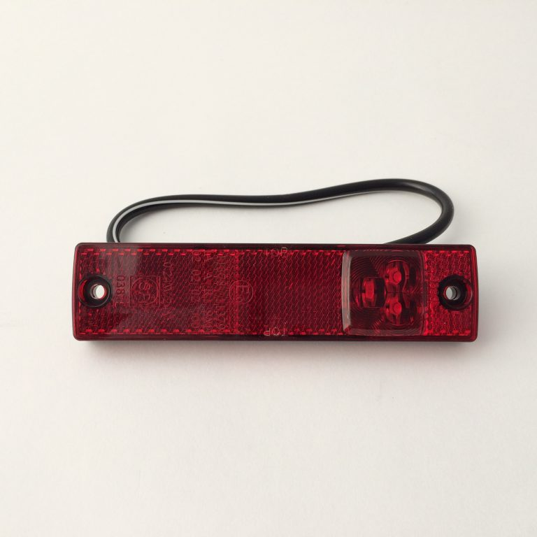 Led markeringslamp LM-0383 Rood